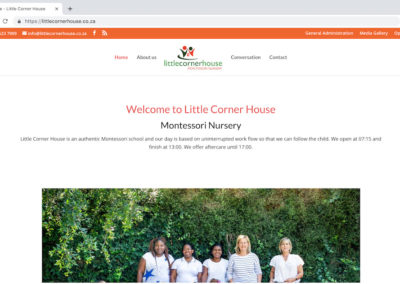 Little Corner House Montessori School